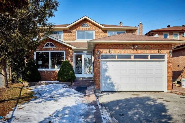 98 Lansbury Dr, Toronto, ON M1V 3H6 (MLS #E5137452) :: Forest Hill Real Estate Inc Brokerage Barrie Innisfil Orillia
