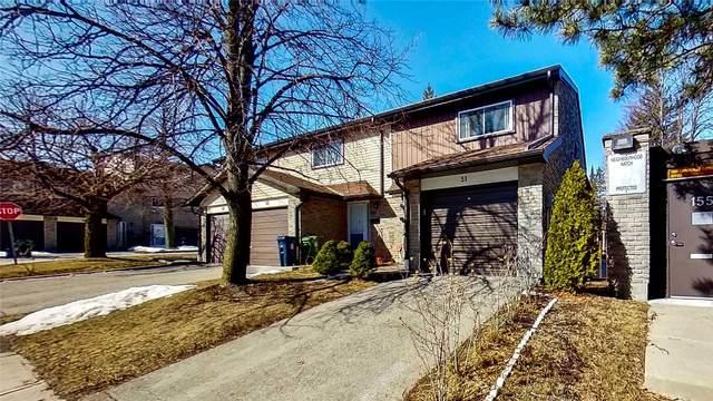 1131 Sandhurst Circ #51, Toronto, ON M1V 1V5 (MLS #E5137606) :: Forest Hill Real Estate Inc Brokerage Barrie Innisfil Orillia