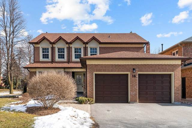 16 Rice Dr, Whitby, ON L1N 7Z2 (MLS #E5137651) :: Forest Hill Real Estate Inc Brokerage Barrie Innisfil Orillia