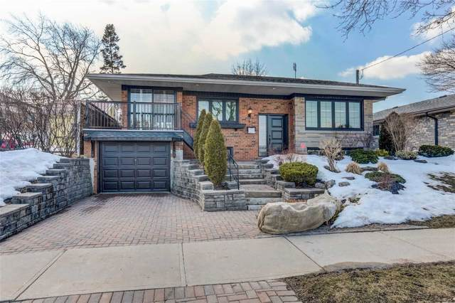 4 Medley Cres, Toronto, ON M1J 1Y3 (MLS #E5137963) :: Forest Hill Real Estate Inc Brokerage Barrie Innisfil Orillia