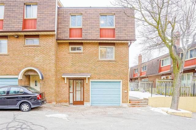 441 Military Tr #73, Toronto, ON M1E 4E8 (MLS #E5138009) :: Forest Hill Real Estate Inc Brokerage Barrie Innisfil Orillia