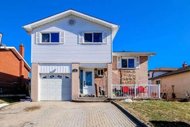 8 Littleleaf Dr, Toronto, ON M1B 1Z1 (MLS #E5138286) :: Forest Hill Real Estate Inc Brokerage Barrie Innisfil Orillia
