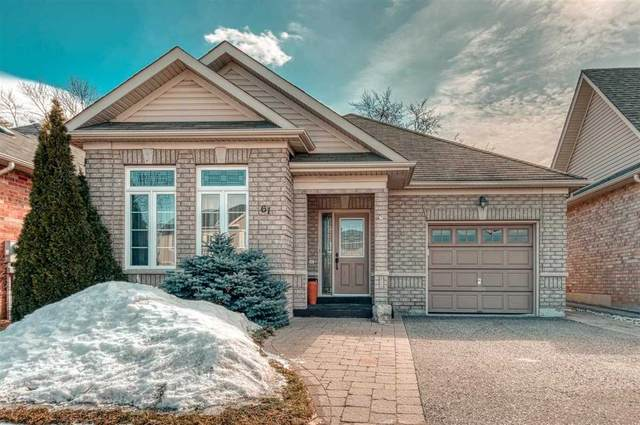 61 Decatur Pl, Whitby, ON L1R 3P9 (MLS #E5138521) :: Forest Hill Real Estate Inc Brokerage Barrie Innisfil Orillia