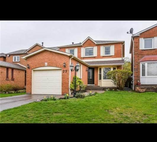 77 Fernbank Pl, Whitby, ON L1R 1T1 (MLS #E5138978) :: Forest Hill Real Estate Inc Brokerage Barrie Innisfil Orillia