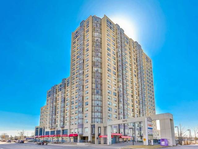 1470 Midland Ave #1003, Toronto, ON M1P 4Z4 (MLS #E5139090) :: Forest Hill Real Estate Inc Brokerage Barrie Innisfil Orillia