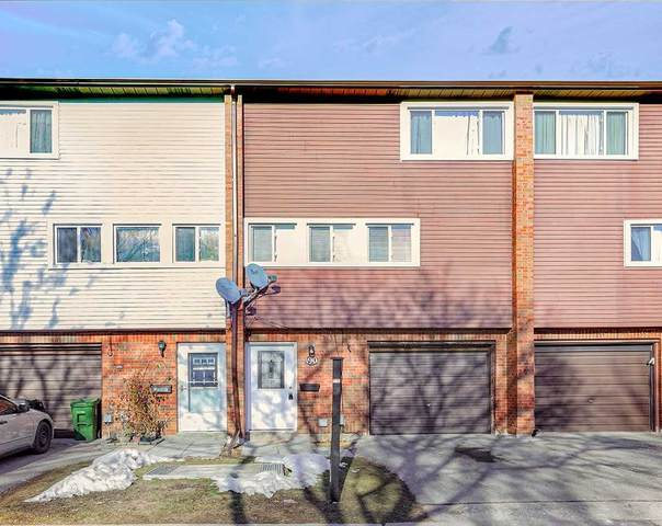 90 W Wingarden Crt #190, Toronto, ON M1B 2K3 (MLS #E5139147) :: Forest Hill Real Estate Inc Brokerage Barrie Innisfil Orillia