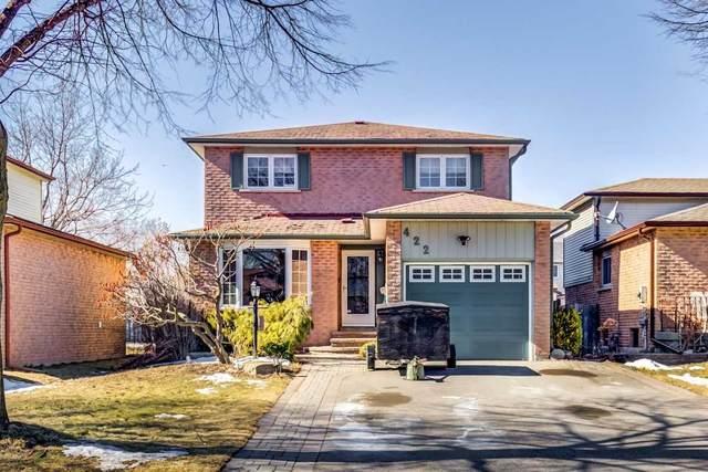 422 Grange Crt, Oshawa, ON L1G 7J1 (MLS #E5139413) :: Forest Hill Real Estate Inc Brokerage Barrie Innisfil Orillia