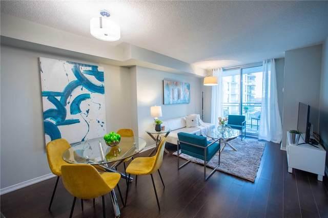 6 Rosebank Dr 16F, Toronto, ON M1B 0A1 (MLS #E5139744) :: Forest Hill Real Estate Inc Brokerage Barrie Innisfil Orillia