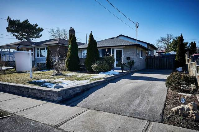 330 Painted Post Dr, Toronto, ON M1G 2M5 (MLS #E5139810) :: Forest Hill Real Estate Inc Brokerage Barrie Innisfil Orillia