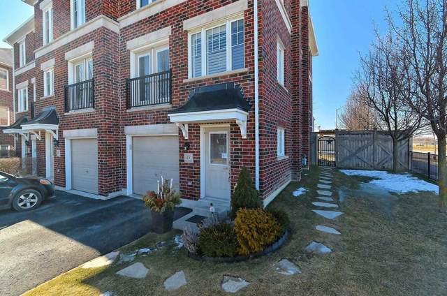 571 Longworth Ave #27, Clarington, ON L1C 0H3 (MLS #E5140065) :: Forest Hill Real Estate Inc Brokerage Barrie Innisfil Orillia