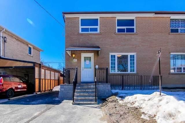 60 Bergen Rd, Toronto, ON M1P 1S2 (MLS #E5140117) :: Forest Hill Real Estate Inc Brokerage Barrie Innisfil Orillia