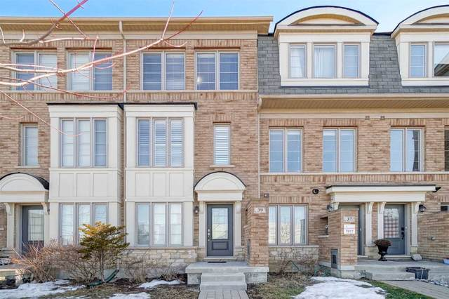 39 Nixon Hts, Toronto, ON M1L 0H4 (MLS #E5140192) :: Forest Hill Real Estate Inc Brokerage Barrie Innisfil Orillia