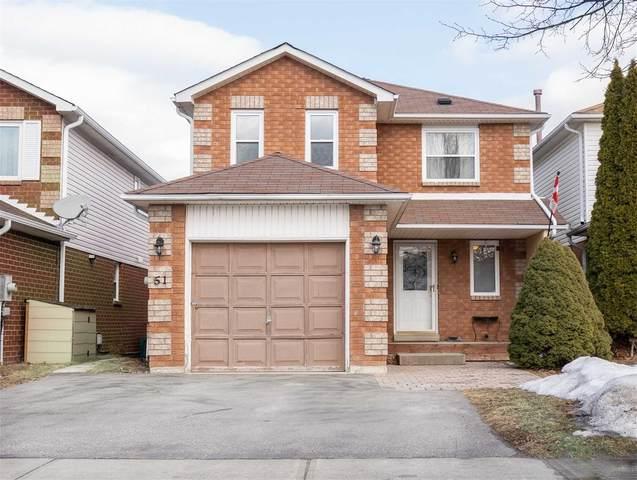 51 Champine Sq, Clarington, ON L1C 4V9 (MLS #E5140833) :: Forest Hill Real Estate Inc Brokerage Barrie Innisfil Orillia