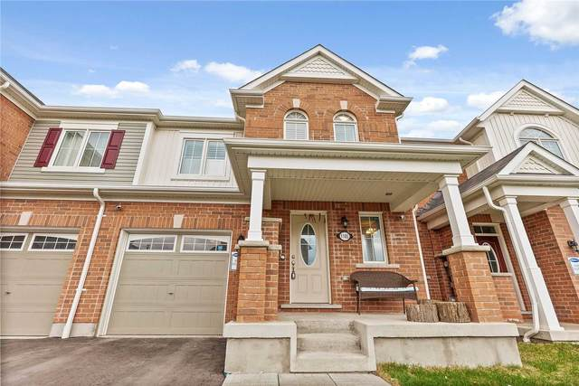 1105 Dragonfly Ave, Pickering, ON L1X 0G2 (MLS #E5198562) :: Forest Hill Real Estate Inc Brokerage Barrie Innisfil Orillia