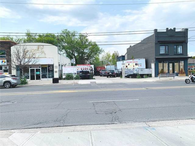 3218 Danforth Ave, Toronto, ON M1L 1C1 (#E5241504) :: The Ramos Team