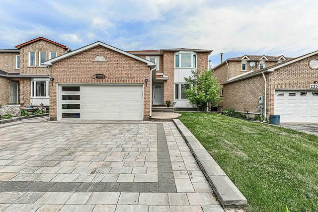 2353 Strathmore Cres, Pickering, ON L1X 2H3 (#E5265144) :: The Ramos Team
