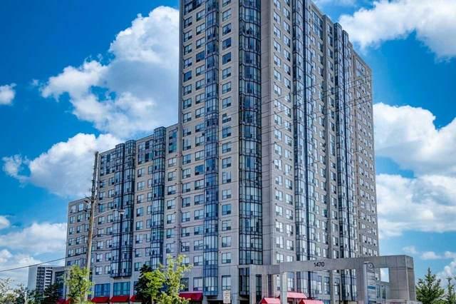1470 Midland Ave #1213, Toronto, ON M1P 3B9 (MLS #E5276253) :: Forest Hill Real Estate Inc Brokerage Barrie Innisfil Orillia