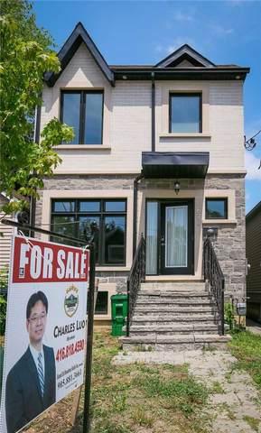 674 Mortimer Ave, Toronto, ON M4C 2K2 (#E5276616) :: The Ramos Team