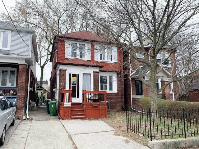 61 Queensdale Ave, Toronto, ON M4J 1Y2 (#E5279282) :: The Ramos Team