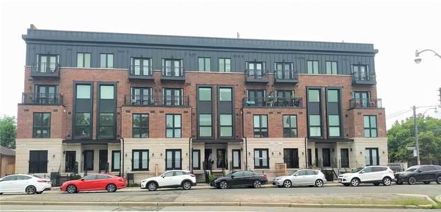100 Coxwell Ave Th2, Toronto, ON M4L 3B2 (#E5290389) :: The Ramos Team