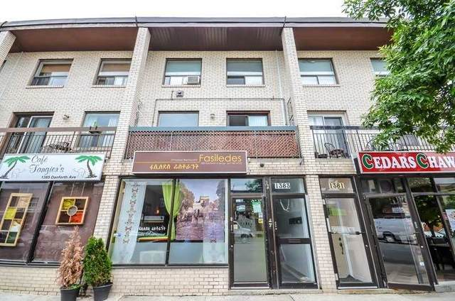 1383 Danforth Ave, Toronto, ON M4J 1N2 (#E5298661) :: The Ramos Team