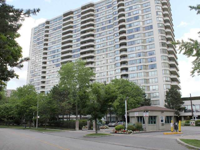 5 Greystone Walk Dr #1208, Toronto, ON M1K 5J5 (#E5298982) :: The Ramos Team