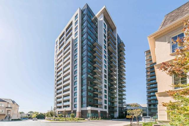 1215 Bayly St #203, Pickering, ON L1W 0B4 (#E5304804) :: The Ramos Team