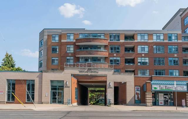 1093 Kingston Rd #503, Toronto, ON M1N 4E2 (#E5307293) :: The Ramos Team