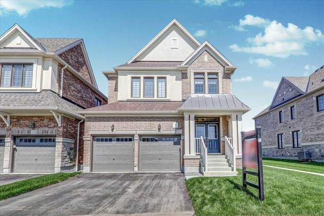 45 Maskell Cres, Whitby, ON L1P 0K1 (#E5308946) :: The Ramos Team