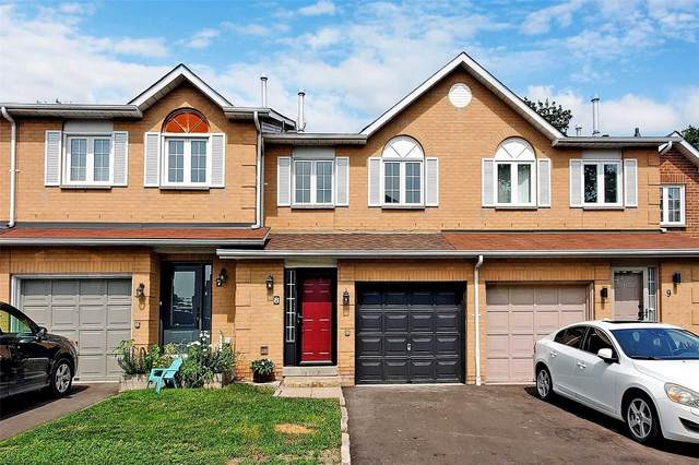 905 Bayly St #8, Pickering, ON L1W 3Y9 (#E5310215) :: The Ramos Team