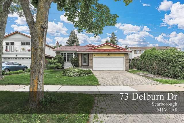 73 Delburn Dr, Toronto, ON M1V 1A8 (#E5311738) :: The Ramos Team