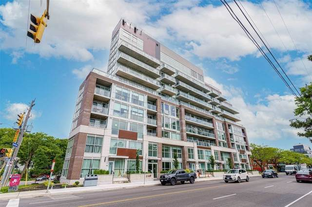 1350 Kingston Rd #306, Toronto, ON M1N 1P9 (#E5312356) :: The Ramos Team