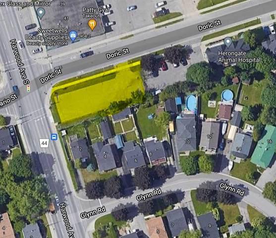 45 S Harwood Ave, Ajax, ON L1S 2C2 (#E5315885) :: The Ramos Team