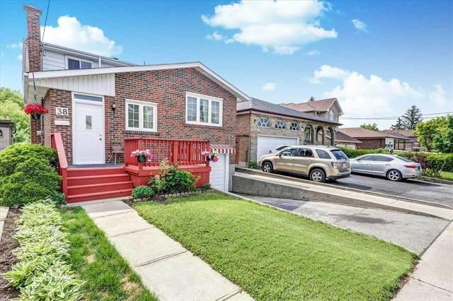 38 Huntington Ave, Toronto, ON M1K 4L1 (#E5316084) :: The Ramos Team