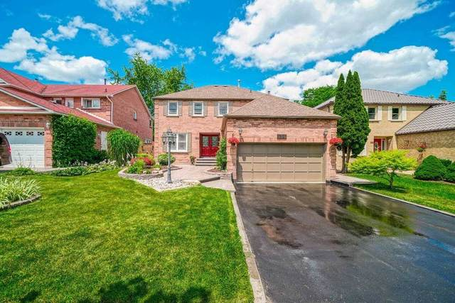 596 Maitland Dr, Pickering, ON L1W 3T6 (#E5316108) :: The Ramos Team
