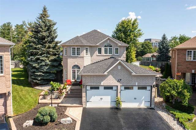 17 Pineway Crt, Whitby, ON L1R 2S3 (#E5316295) :: The Ramos Team