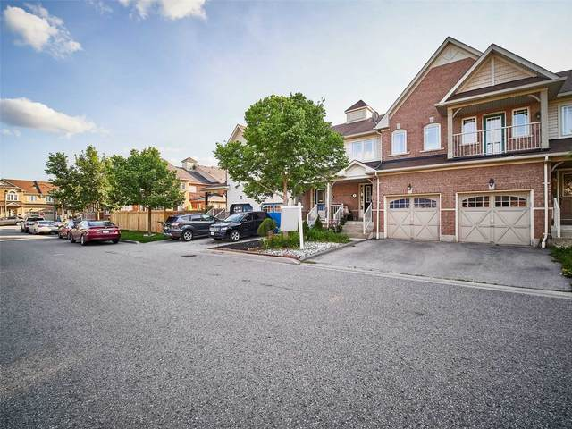 8 Whitefoot Cres, Ajax, ON L1Z 2E5 (#E5316842) :: The Ramos Team