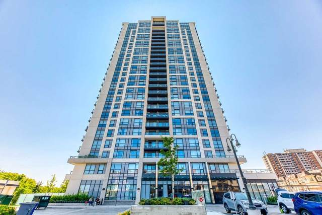 1255 Bayly St #1007, Pickering, ON L1W 0B6 (#E5319473) :: The Ramos Team