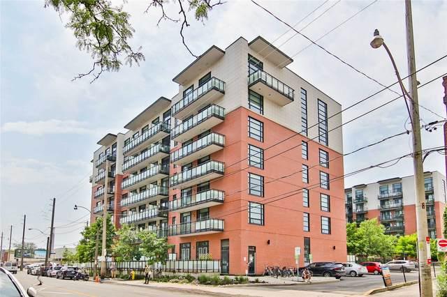 88 Colgate Ave #108, Toronto, ON M4M 0A6 (#E5321750) :: The Ramos Team