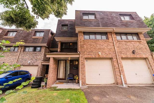 1958 Rosefield Rd #40, Pickering, ON L1V 3A9 (#E5326241) :: The Ramos Team