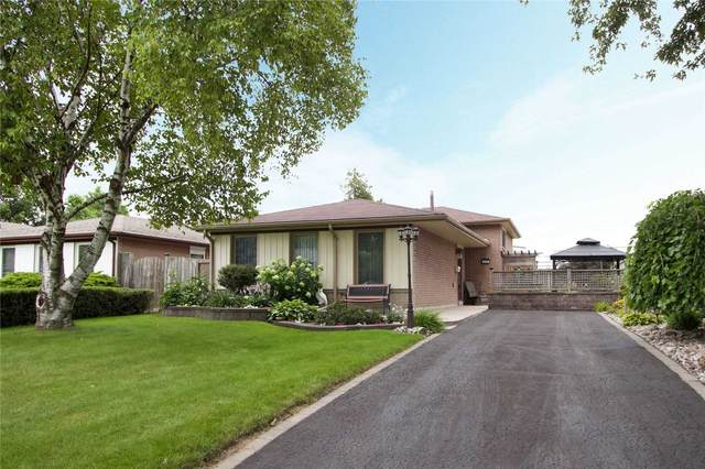 725 Kingfisher Dr, Pickering, ON L1W 1X4 (#E5326369) :: The Ramos Team