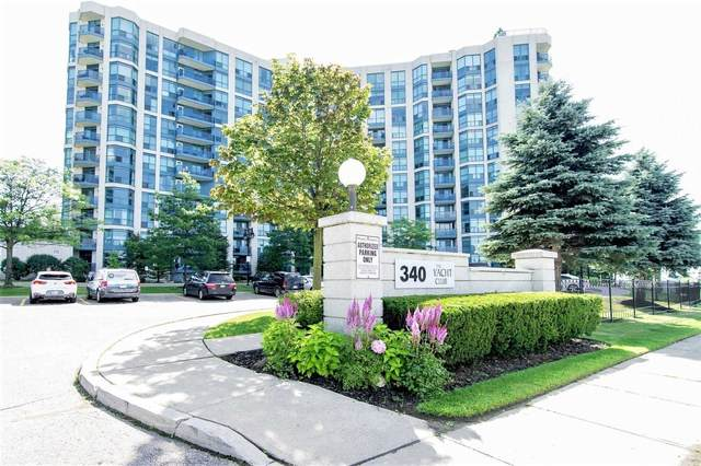 340 Watson St #411, Whitby, ON L1N 9G1 (#E5327957) :: The Ramos Team