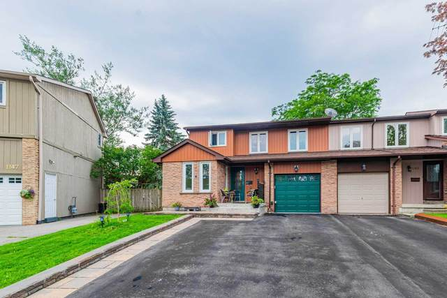 1145 Canborough Cres, Pickering, ON L1V 3H4 (#E5328609) :: The Ramos Team