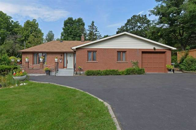 1936 Fairport Rd, Pickering, ON L1V 1T4 (#E5343711) :: Royal Lepage Connect
