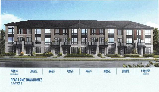 Blk 9 Carnwith Dr Lot 57, Whitby, ON L1N 0C9 (#E5359359) :: Royal Lepage Connect