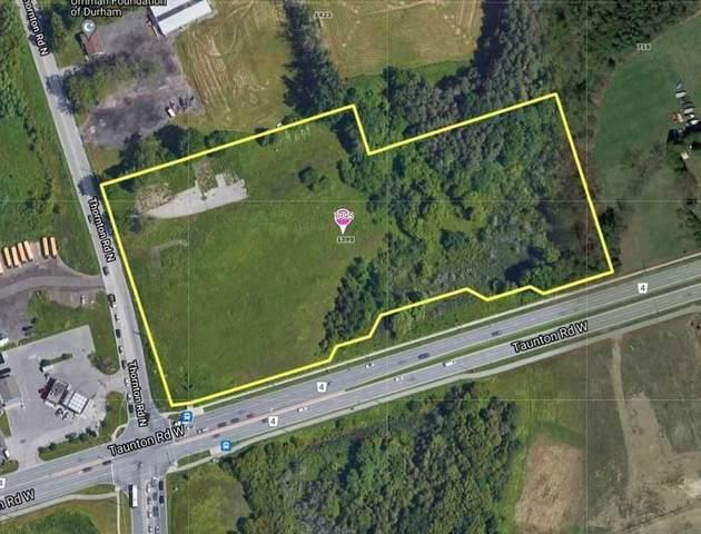 1395 N Thornton Rd, Oshawa, ON L1L 0P6 (#E5361646) :: Royal Lepage Connect