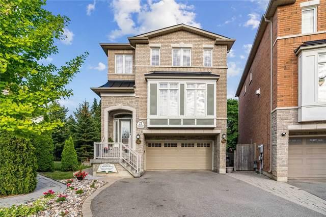 21 Mastwood Cres, Toronto, ON M1C 0B3 (#E5362701) :: Royal Lepage Connect