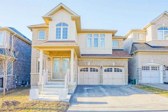8 Dewsnap Rd, Ajax, ON L1Z 0S4 (#E5369170) :: Royal Lepage Connect