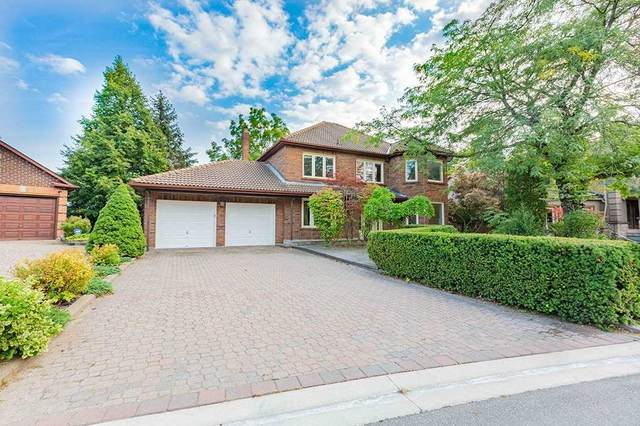 9 Scenic Hill Crt, Toronto, ON M1C 3V5 (#E5370299) :: Royal Lepage Connect