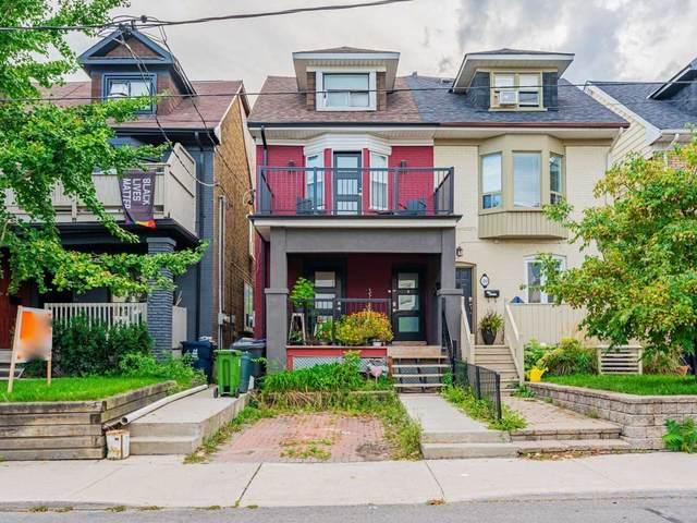 8 Muriel Ave, Toronto, ON M4J 2X9 (#E5374587) :: Royal Lepage Connect
